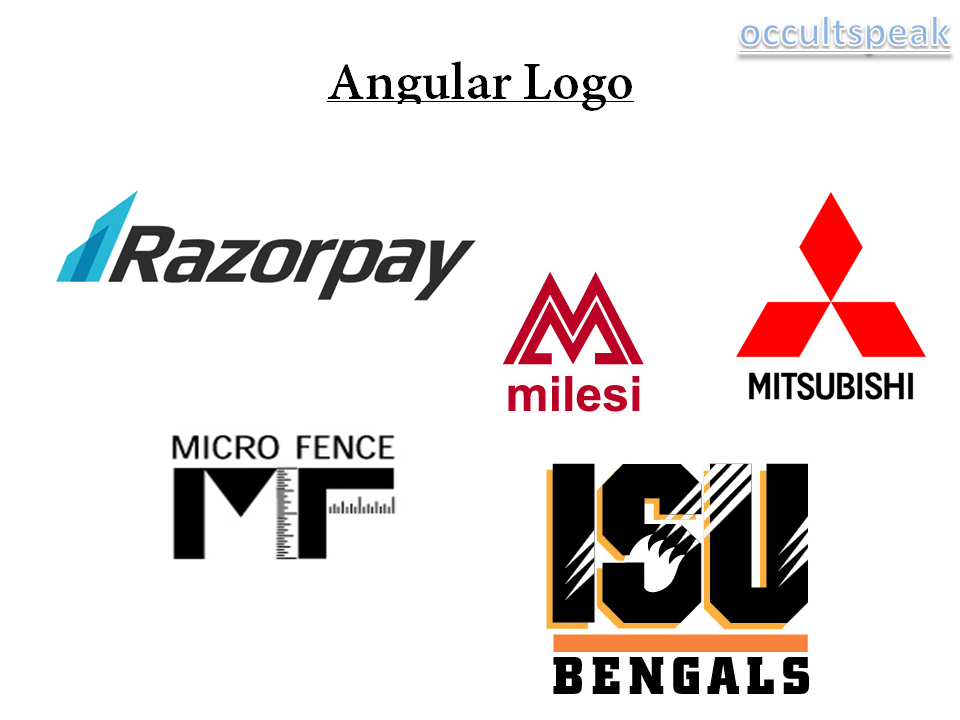 Angular Logo - Logo Maker