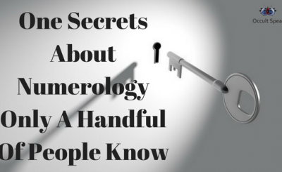 One Secret About Numerology Only A Handful Of People Know