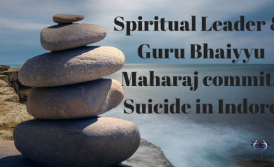 Spiritual Leader and Guru Bhaiyyu Maharaj commits Suicide in Indore