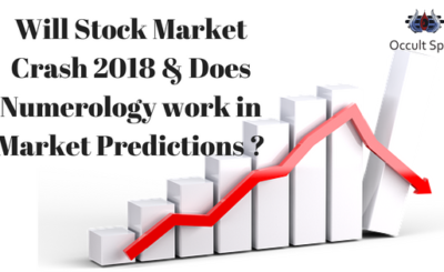 Will Stock Market Crash 2018 & Does Numerology work in Market Predictions ?