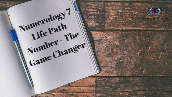 Numerology 7 Life Path Number - The Game Changer