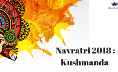 Navratri 2018 : Kushmanda -4th Divine Manifestation of Goddess Durga