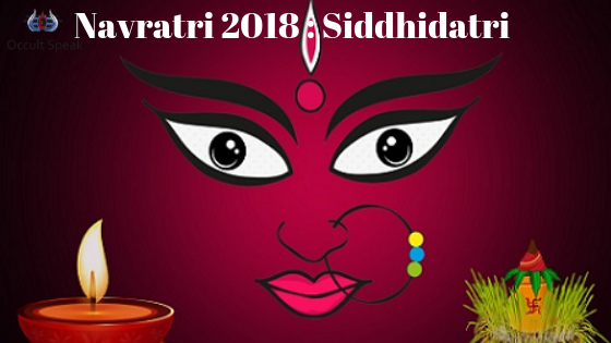 Navratri 2018: Siddhidatri - 9th Divine Manifestation of Goddess Durga