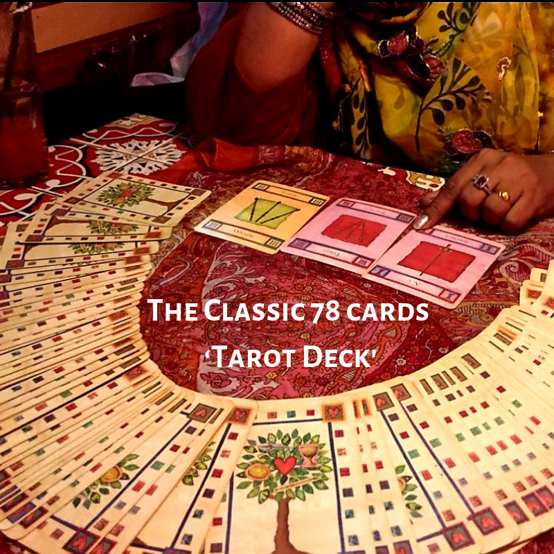 Tarot Card Meanings and How Tarot Card Work?