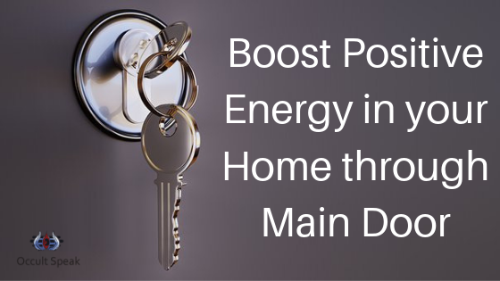Boost Positive Energy in your Home through Main Door