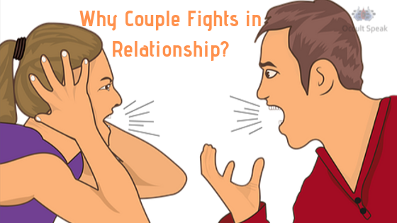 4 Proven Reasons Why Couple Fights in the Relationship as per Graphology