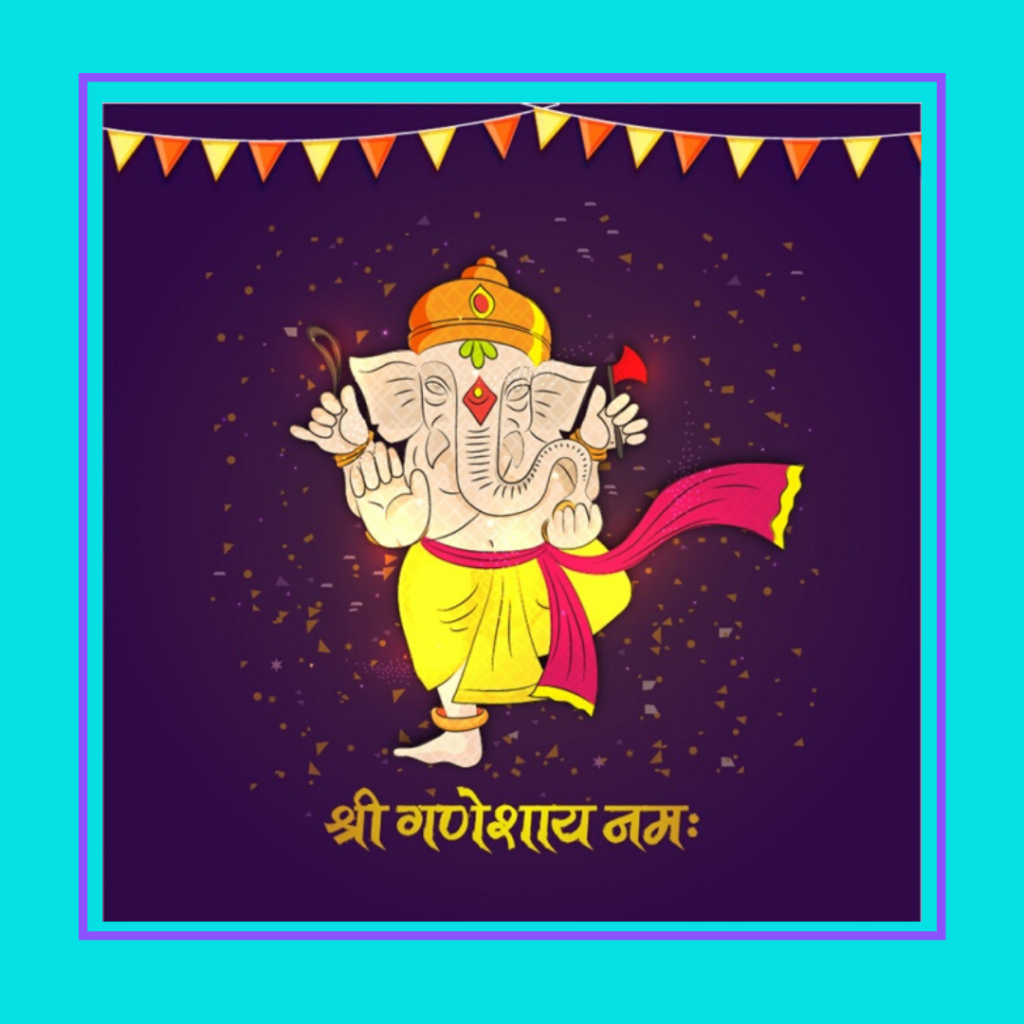 Shri Sankata Nashak Naam Ganesh Stotra in Hindi