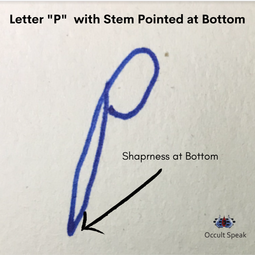 Letter P Logo